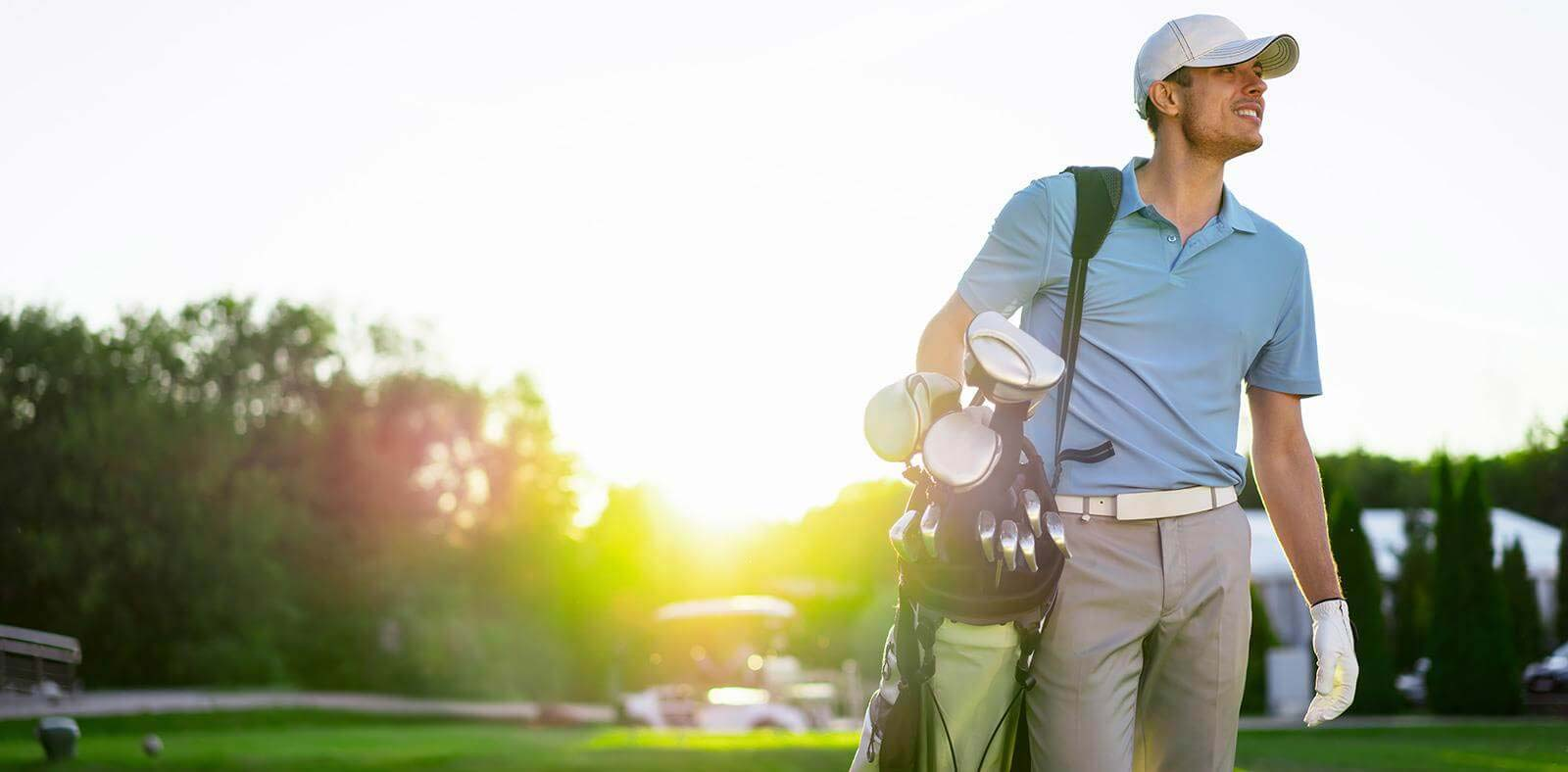 Golfing at Rehoboth Beach