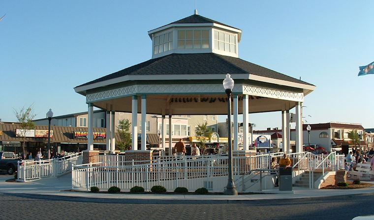 Rehoboth Beach Bandstand