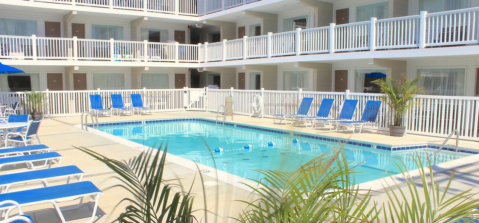 The Oceanus Amenities at Rehoboth Beach