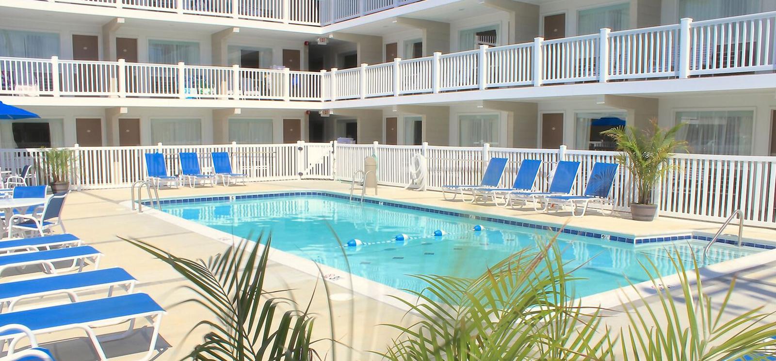 The Oceanus Hotel Rehoboth Beach, Delaware