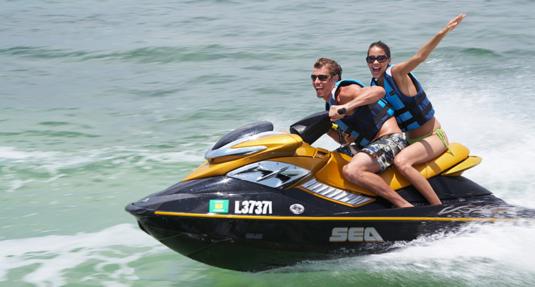 Jet-Skis - Dewey Beach Watersports in Rehoboth Beach