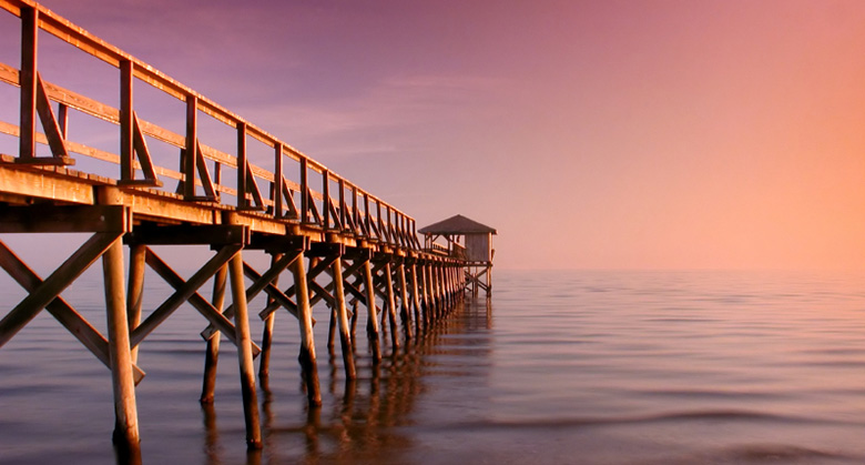 Rehoboth Beach Cape Henlopen State Park Pier