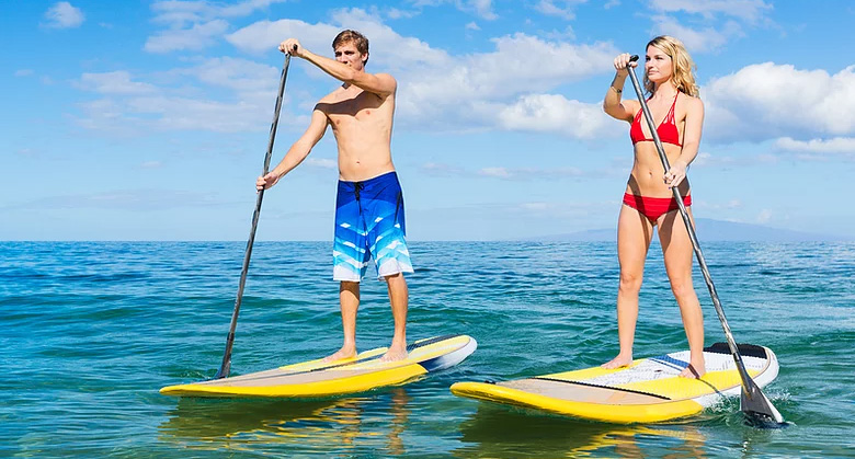Stand Up Paddle Boards - Delmarva Board Sport Adventures at Delaware