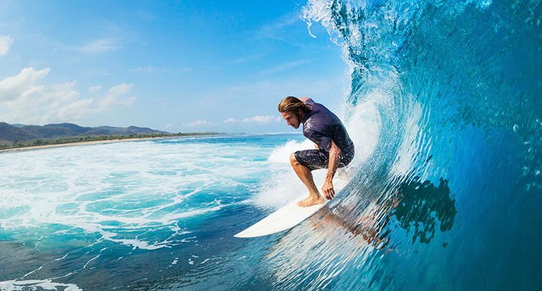 Surfing - Rehoboth Surf Boarding School in Delaware